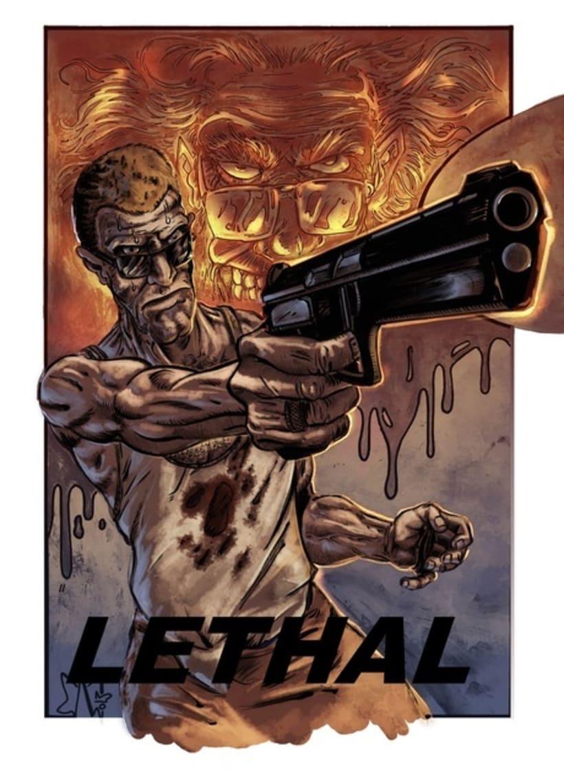 Lethal  1