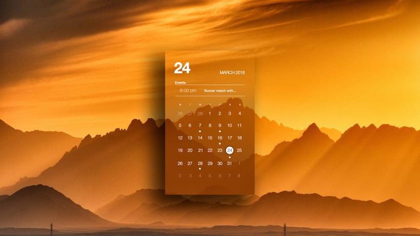 Calendar concepts  2