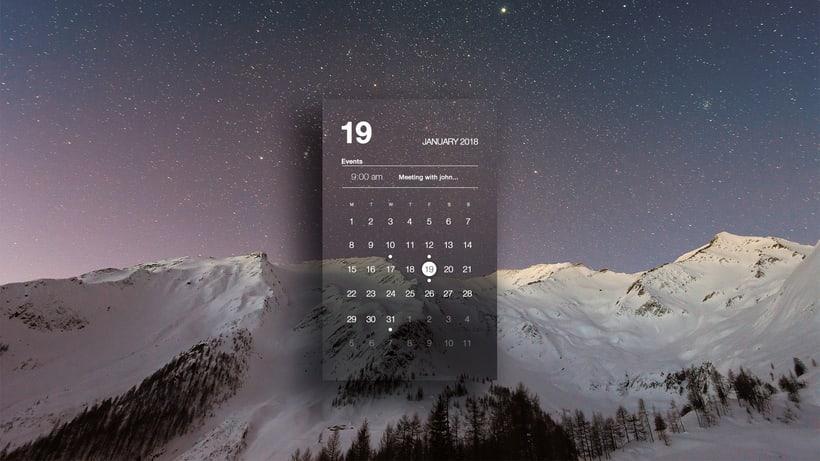 Calendar concepts  0