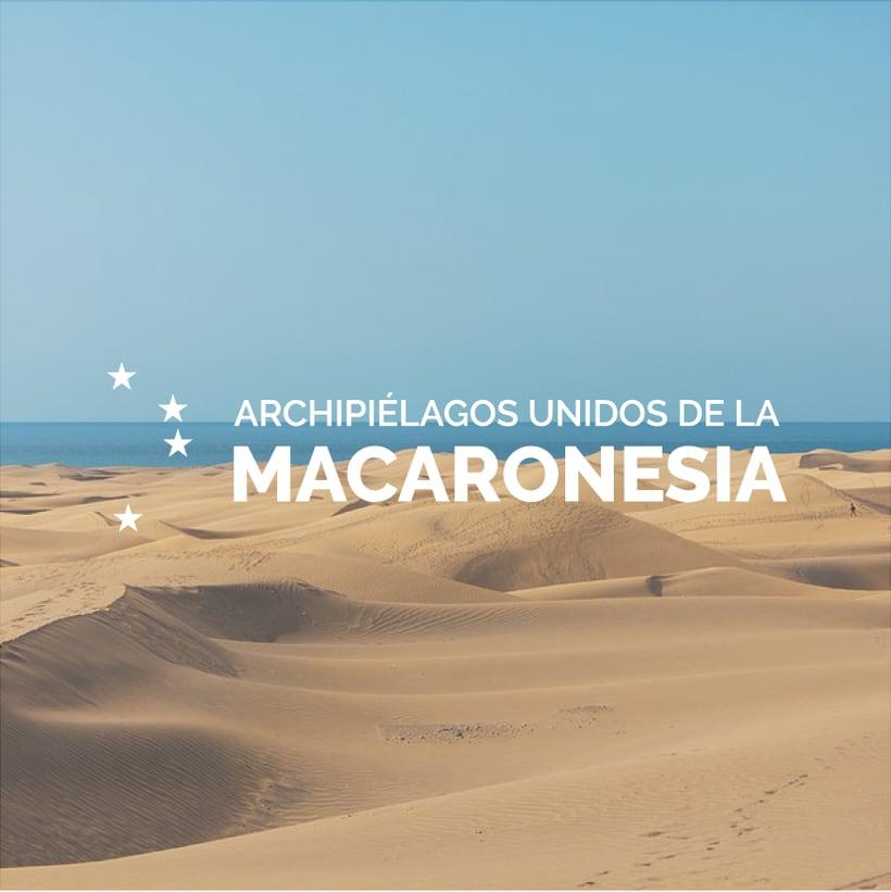 Archipiélagos Unidos de la Macaronesia 9