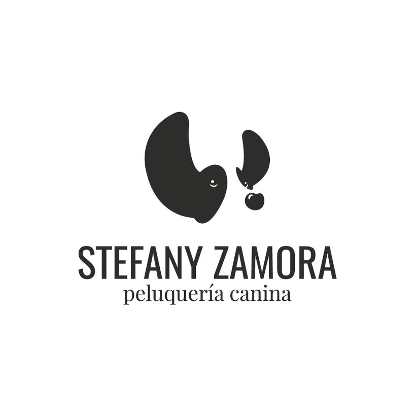 Stefany Zamora - Peluquería canina 1