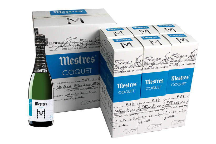 PACKAGING linea Cava Mestres 0