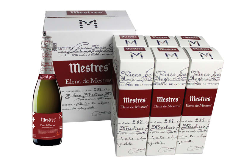 PACKAGING linea Cava Mestres 1