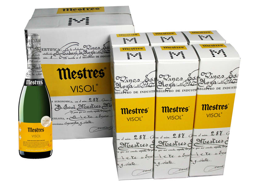 PACKAGING linea Cava Mestres 3