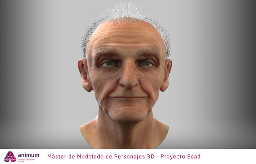 3D Age study  0