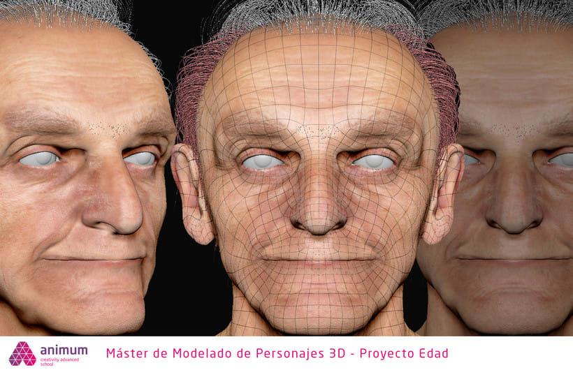 3D Age study  1