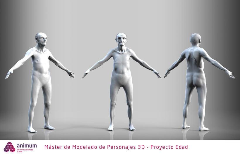 3D Age study  3