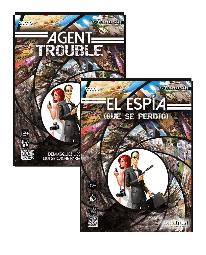 El Espía que se perdió-maquetación-adaptación idioma-iconografía- 4