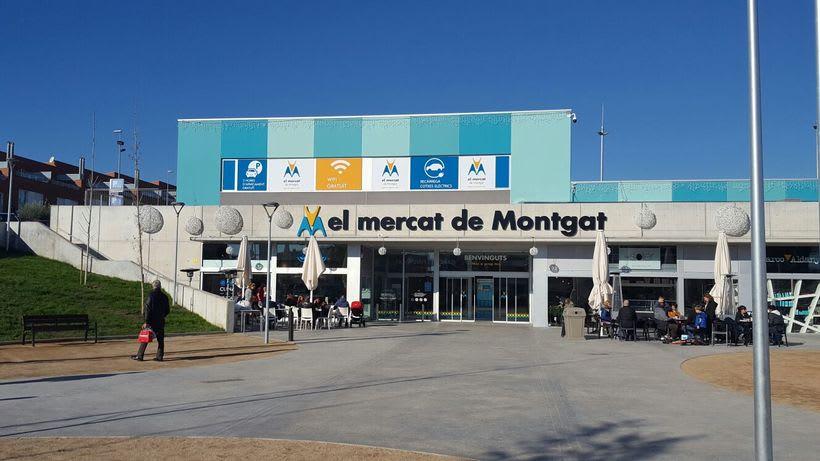 el mercat de Montgat 0
