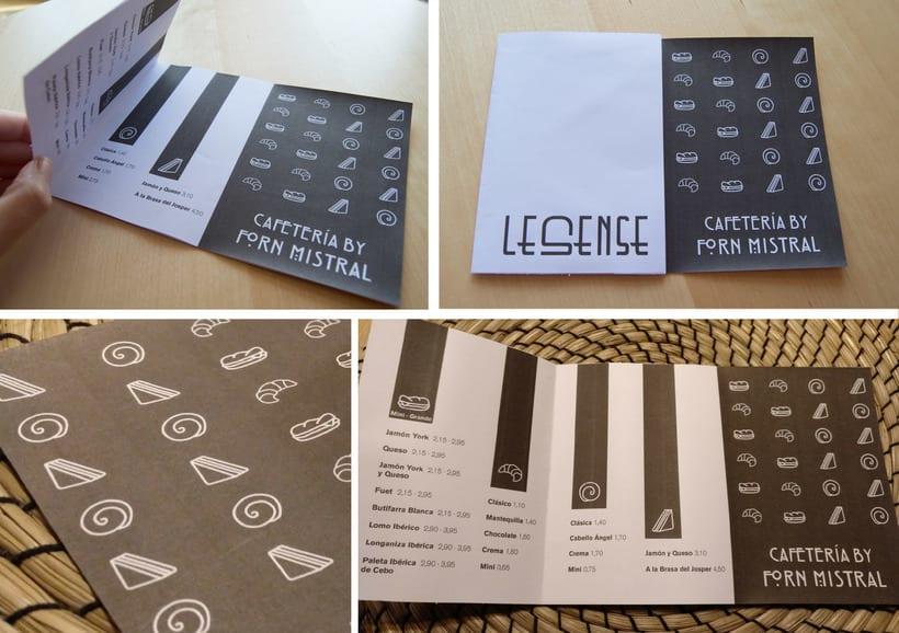 Restaurant Lesense 4