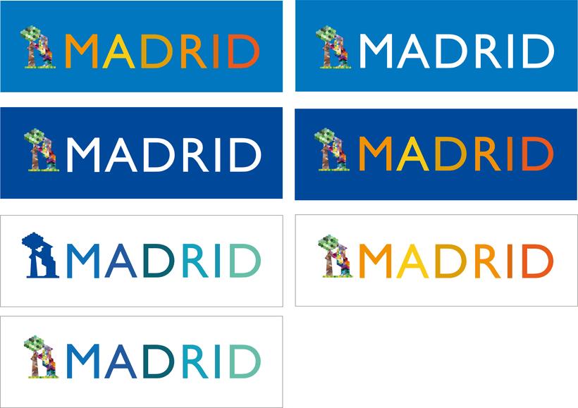 Branding Identity - Madrid 2