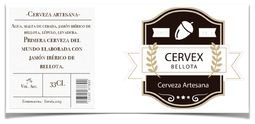 Packaging CERVEX 2