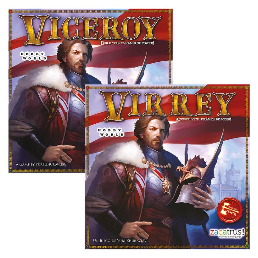 Virrey - Maquetación-adaptación-juego de mesa 3