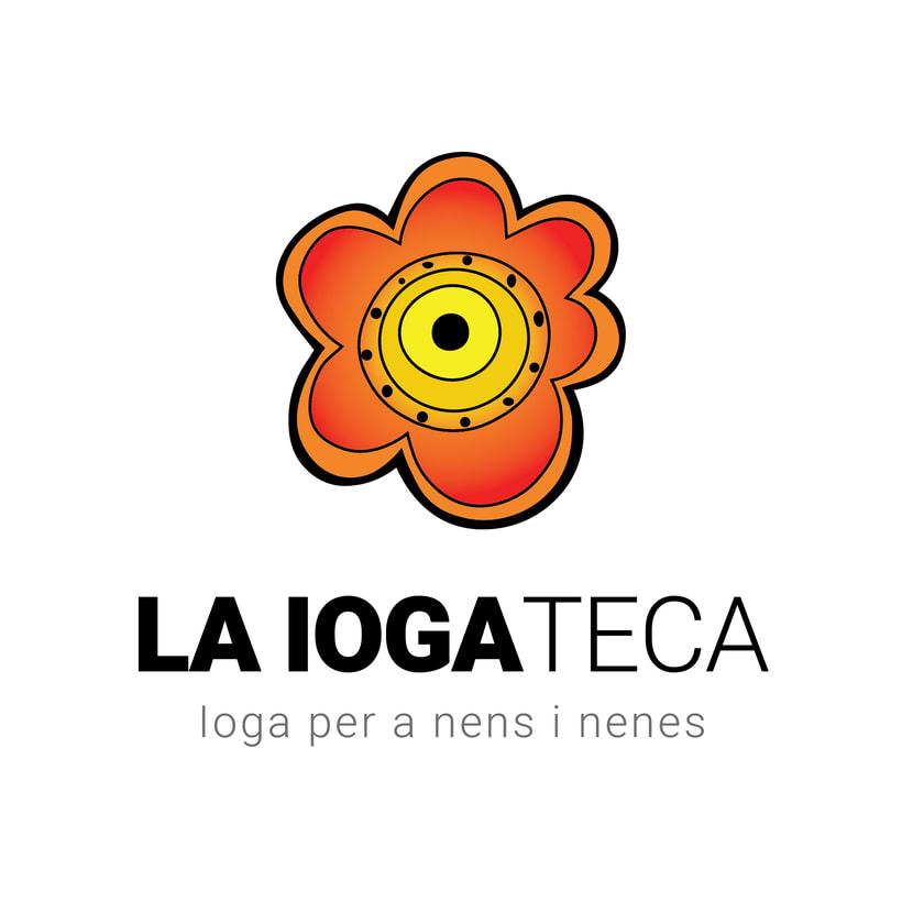 La Iogateca (rediseño de logotipo) -1