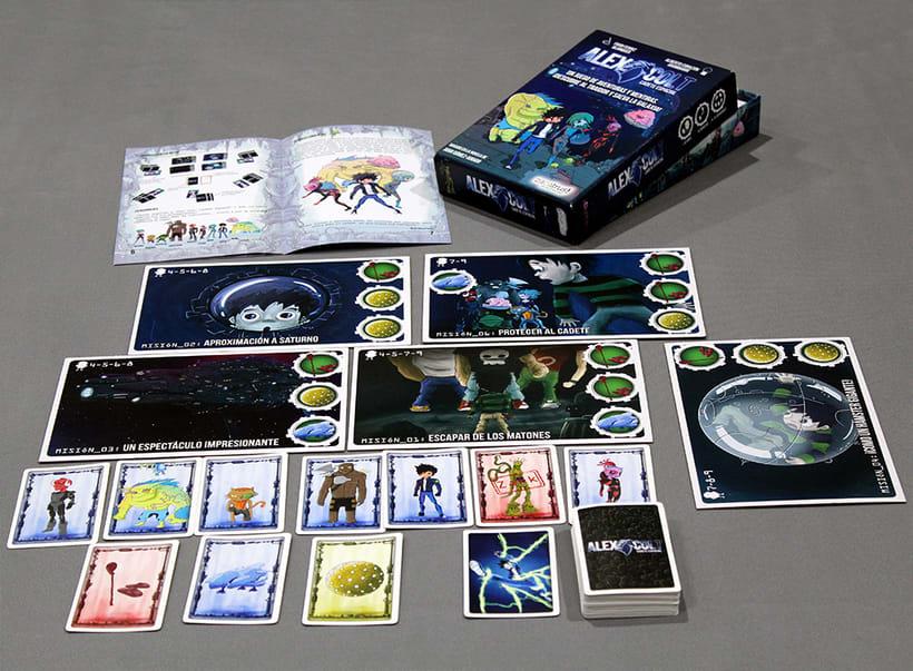Alex Colt - diseño- maquetación - juego de mesa 2