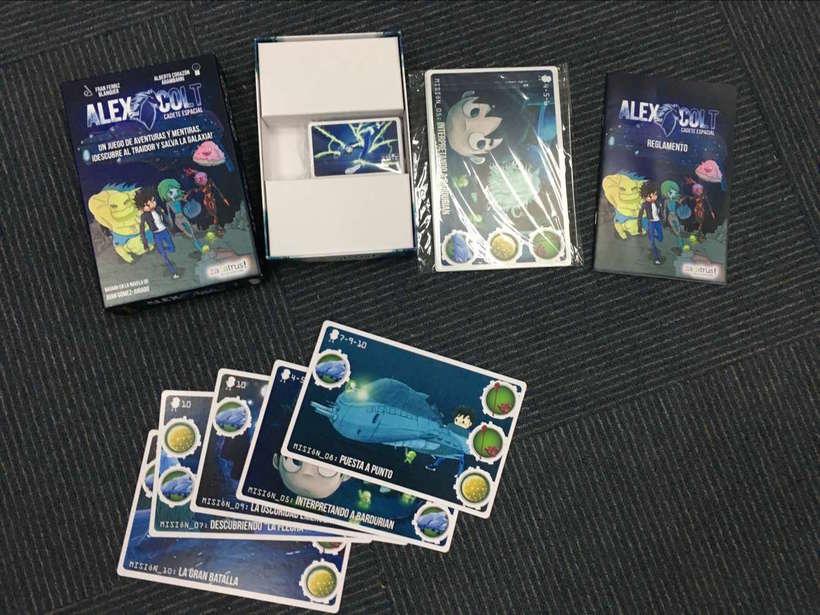 Alex Colt - diseño- maquetación - juego de mesa 4