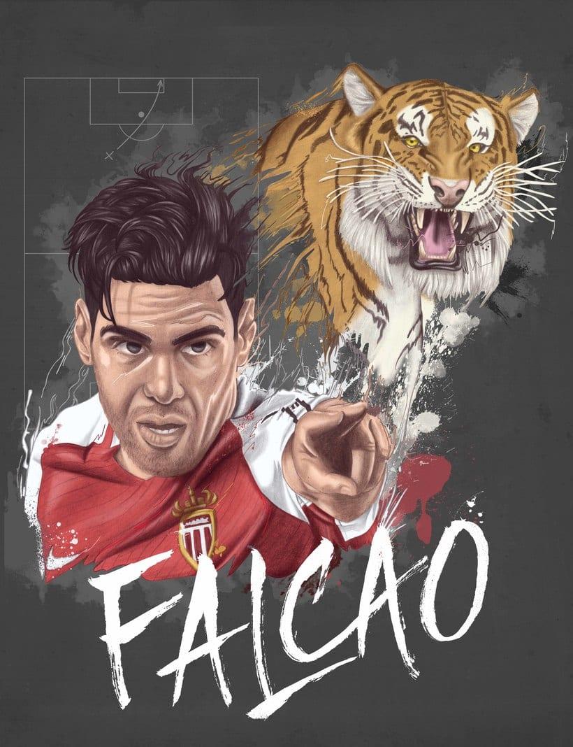 El tigre Falcao 0