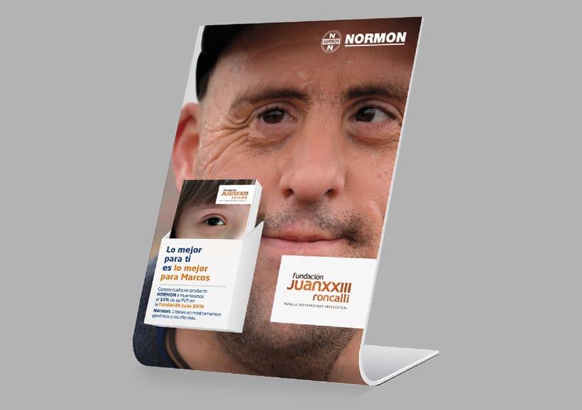 Campaña Normon Farmacias 2