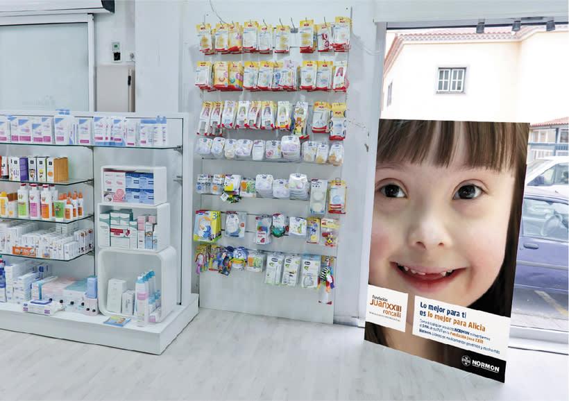 Campaña Normon Farmacias 7