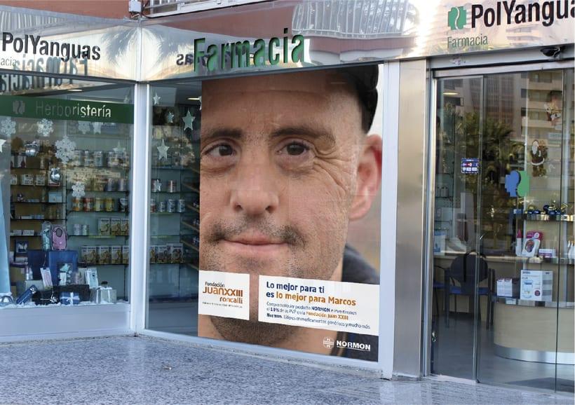 Campaña Normon Farmacias 8