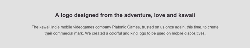 Logo Design | Platonic Games 1