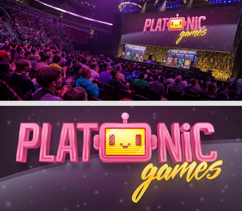 Logo Design | Platonic Games 5