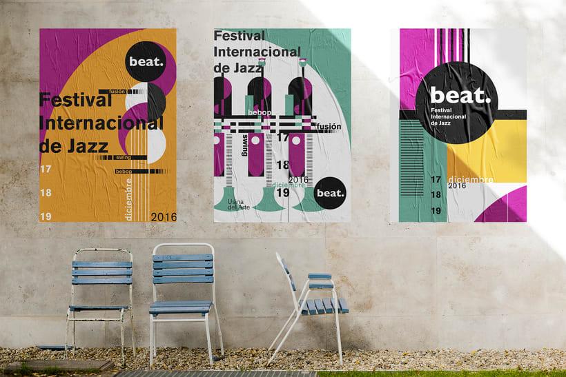 Beat - Festival Internacional de Jazz 2