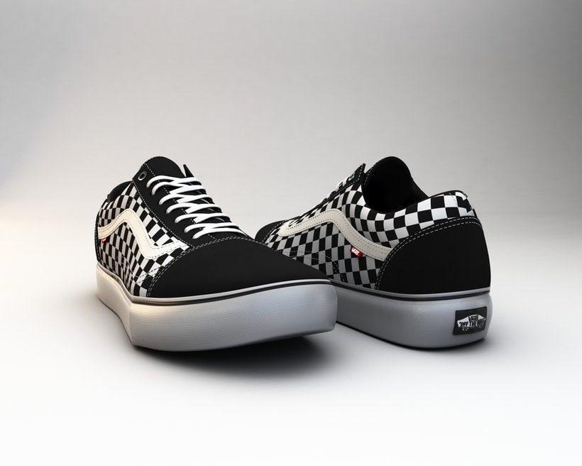 Vans of the Wall Trainers 1