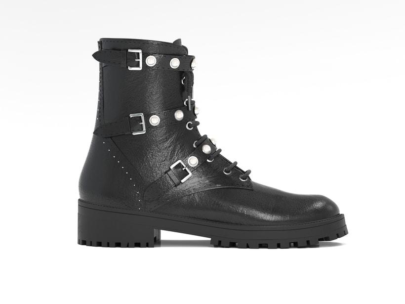 Zara boots 1