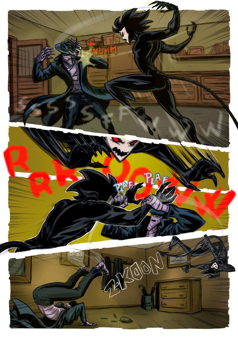 nuevas paginas de Detective Misterio 16