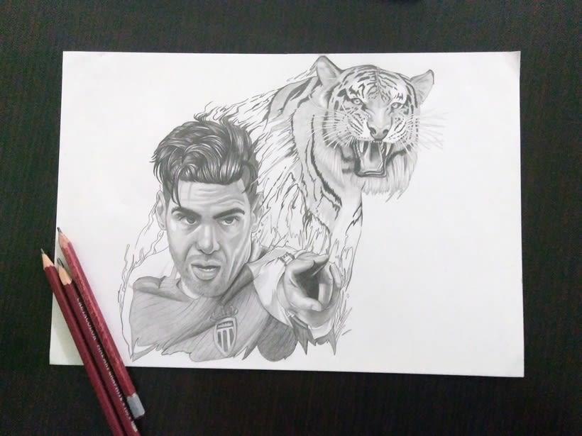 El tigre Falcao 3