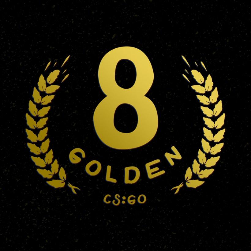 Golden 8 - MIX Granada Gaming Party 2