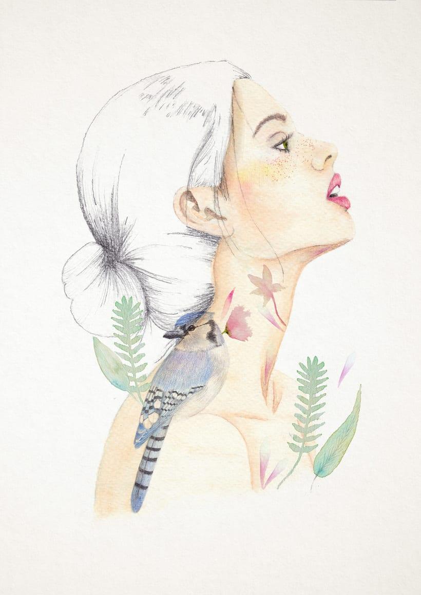 Retrato Final - Laura 0