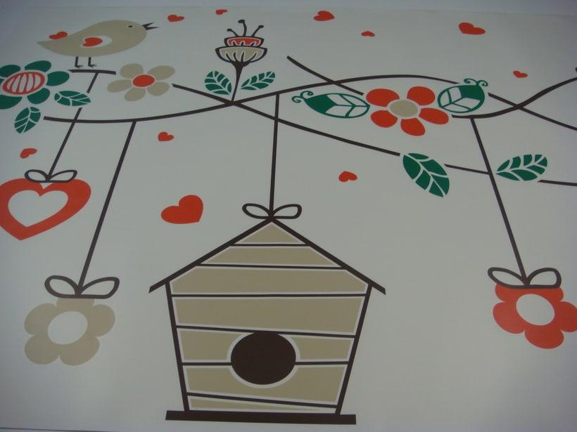 Vinilos decorativos 44