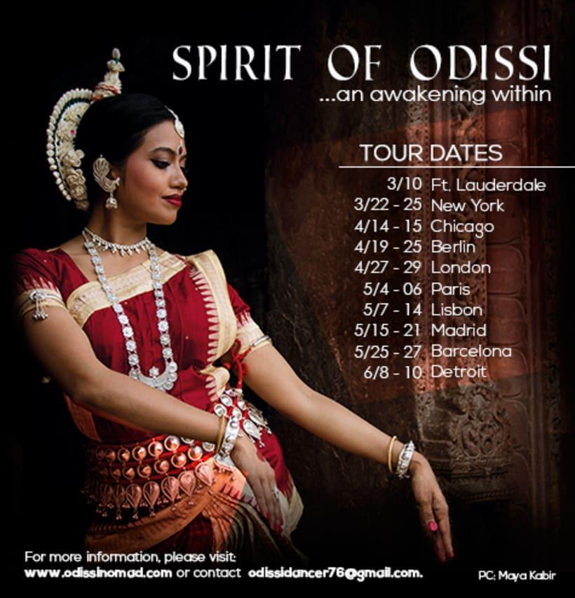 Spirit of Odissi 1
