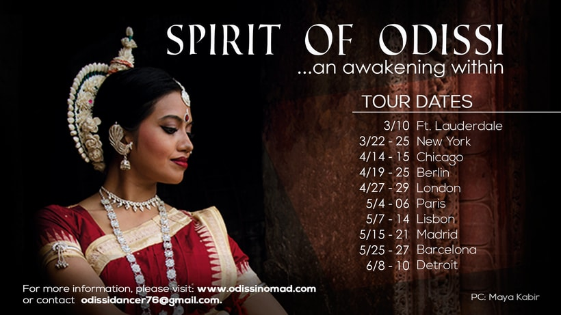 Spirit of Odissi 2
