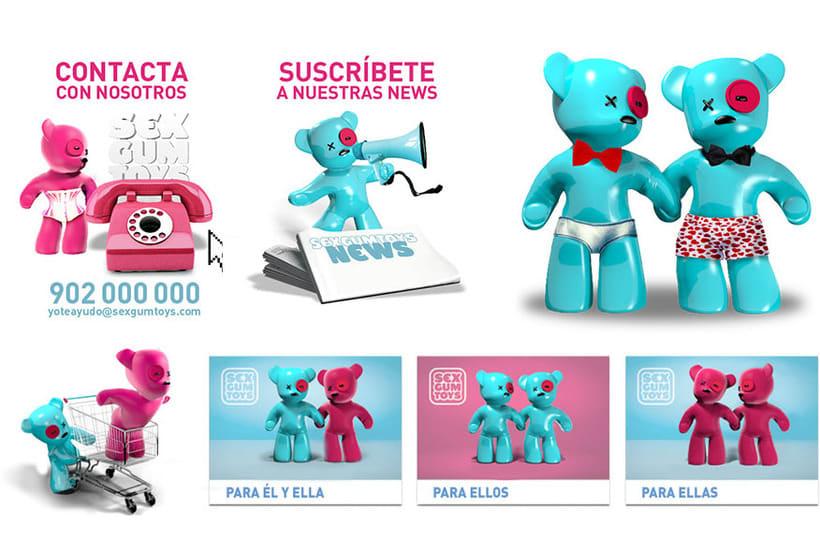 Brand Character para tienda online 11