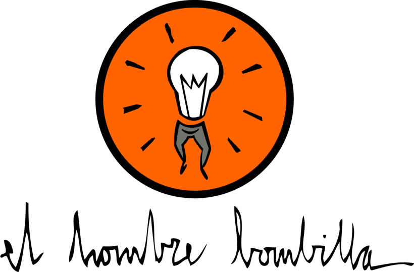 Editorial El hombre bombilla -1