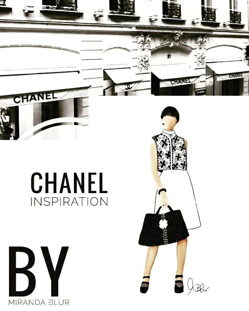 Inspiración Chanel 0