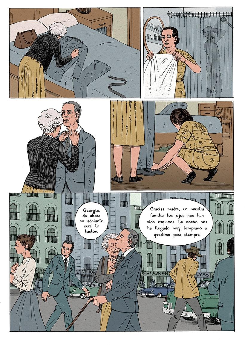 Borges, El Laberinto Infinito 2