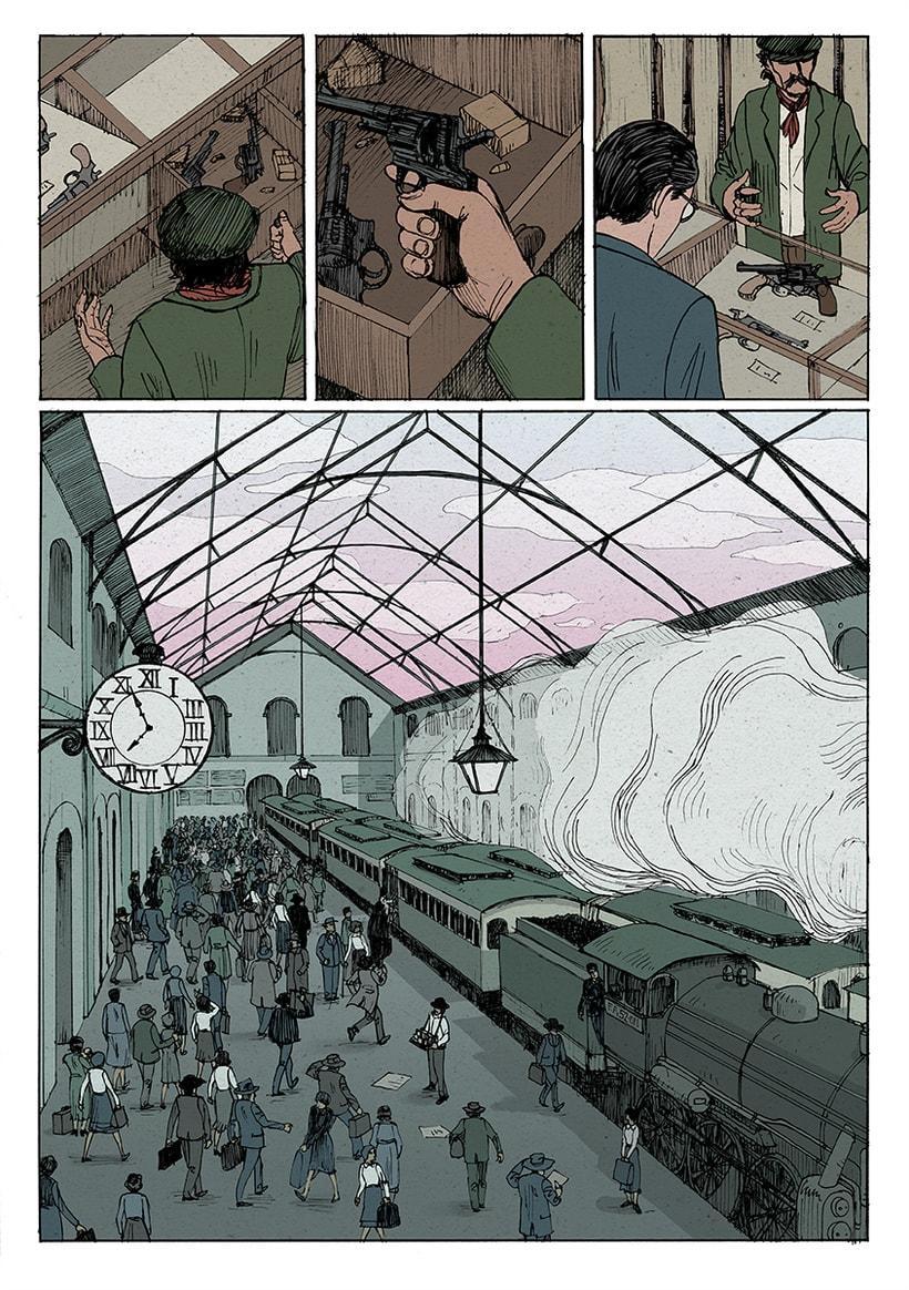 Borges, El Laberinto Infinito 4
