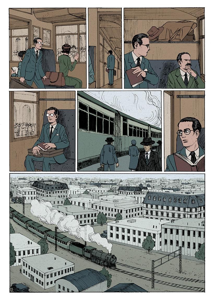 Borges, El Laberinto Infinito 5