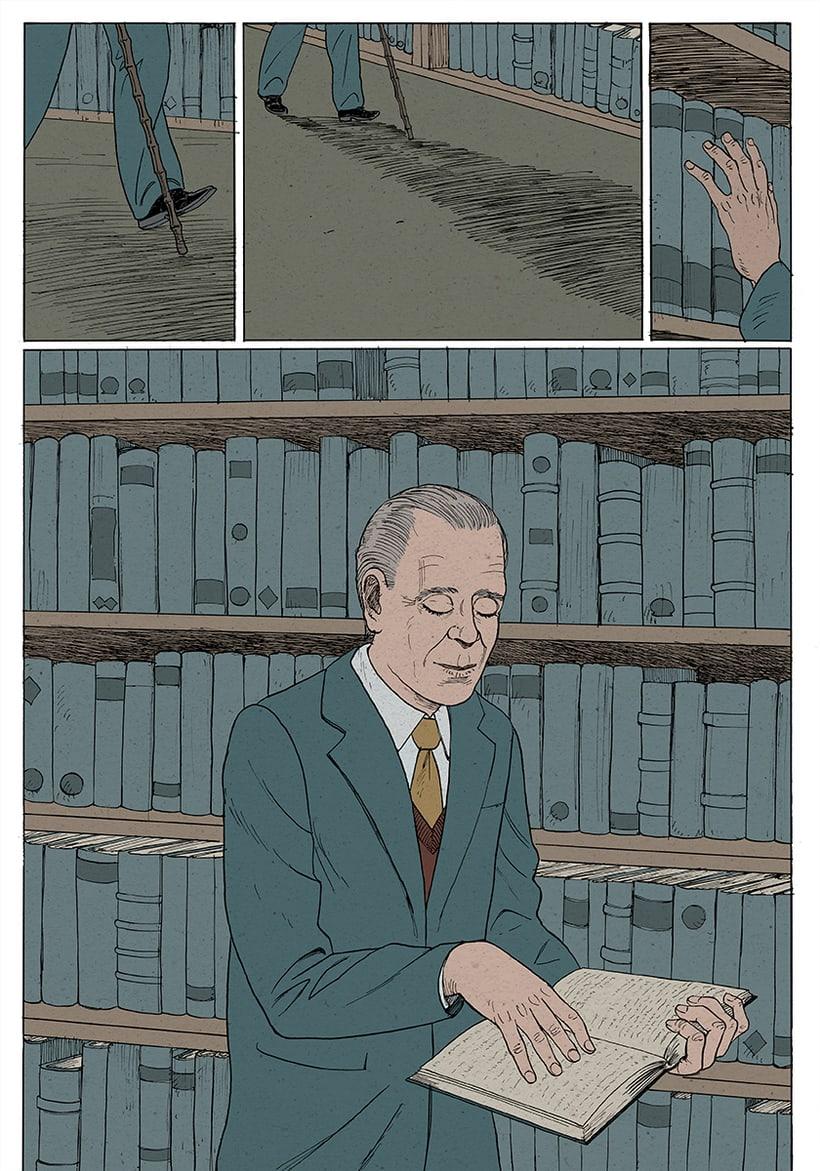 Borges, El Laberinto Infinito 13