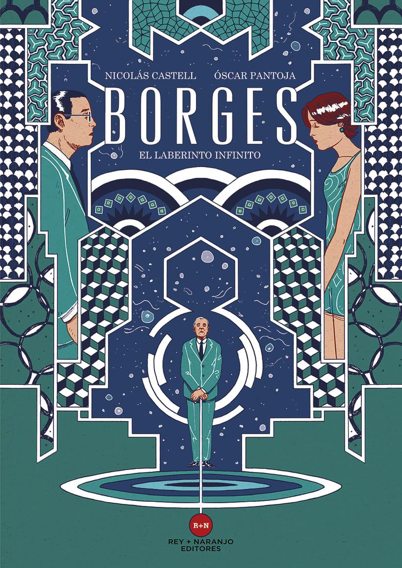 Borges, El Laberinto Infinito 1