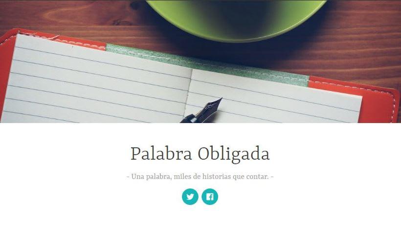 Palabra Obligada - Blog de (micro)relatos colaborativo -1