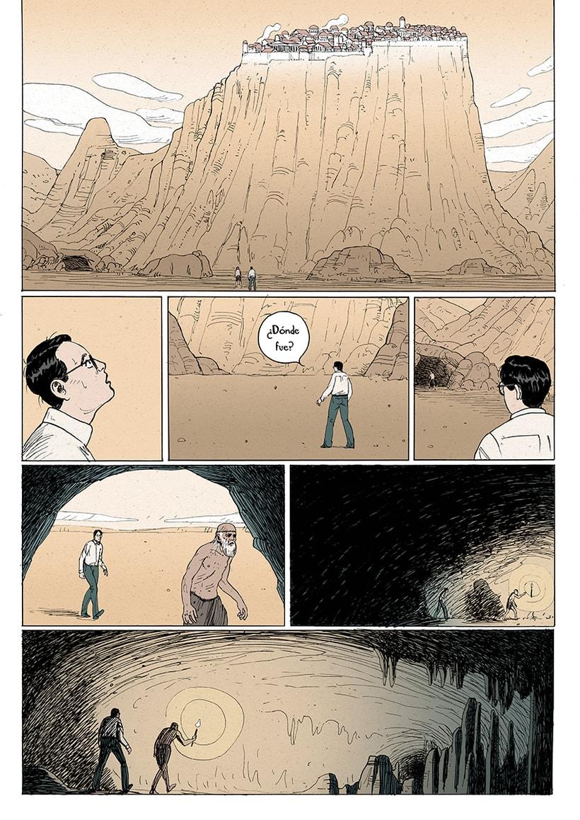 Borges, El Laberinto Infinito 9