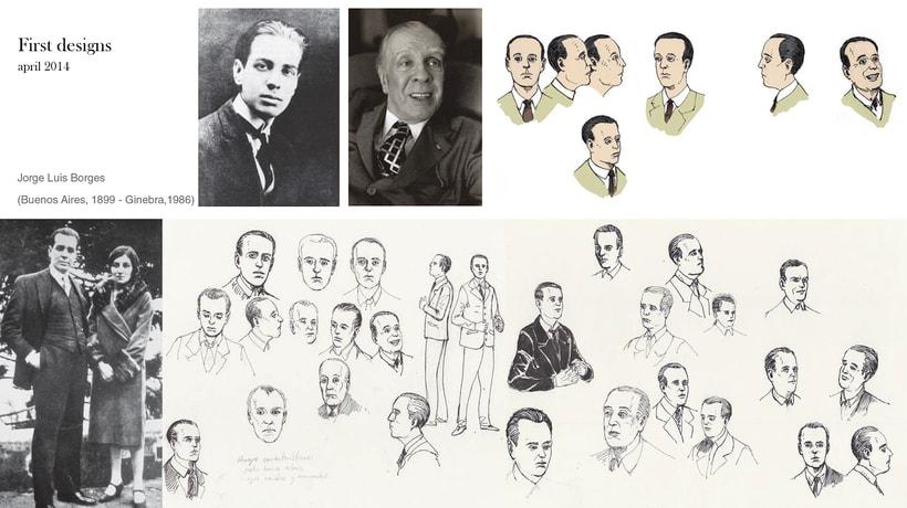 Borges, El Laberinto Infinito 16