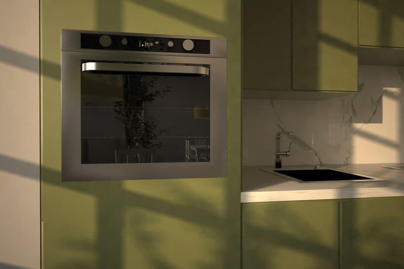 Diseño, cocina 4