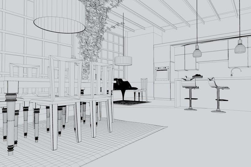 Diseño, cocina 7