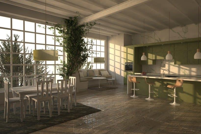 Diseño, cocina 9